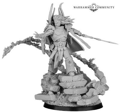 Magnus Il rosso - Forge World's