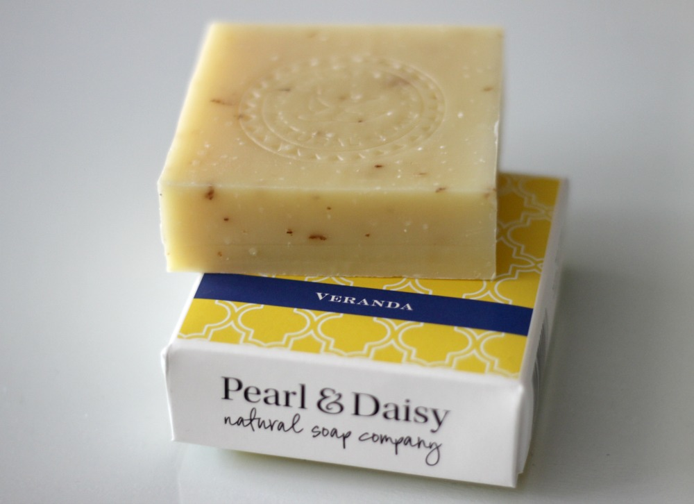 Pearl & Daisy Natural Soap Company Veranda Soap