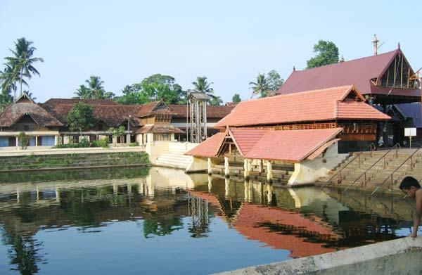 Kerala Top Famous Temples