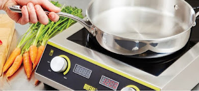 Induction Cookers from Nisbets