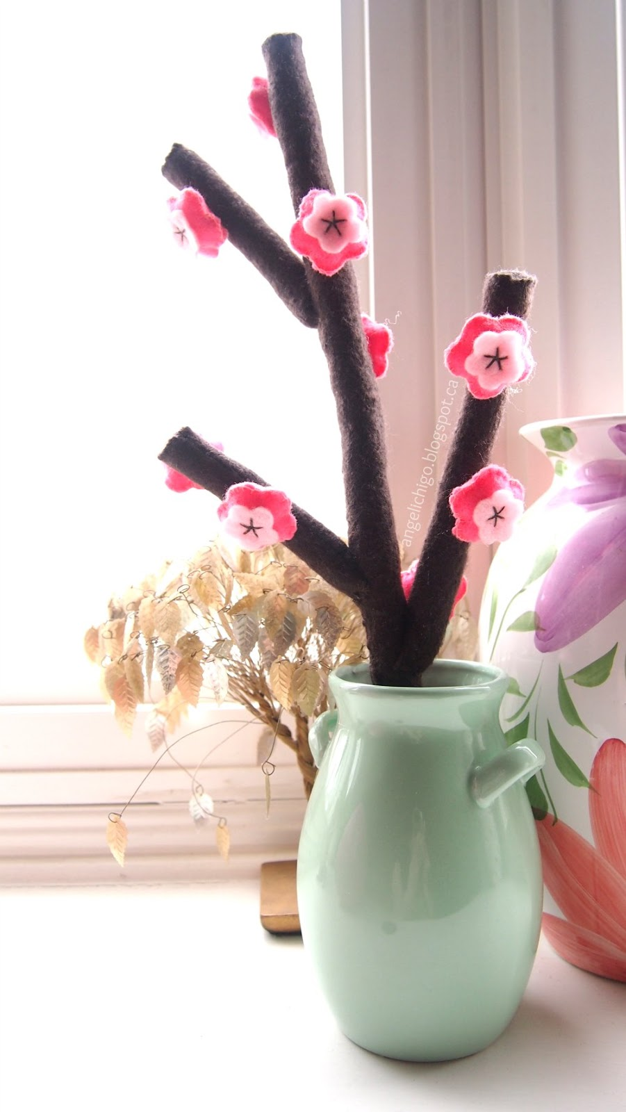 How to celebrate Chinese New Year - Make Your Own Cherry Blossoms