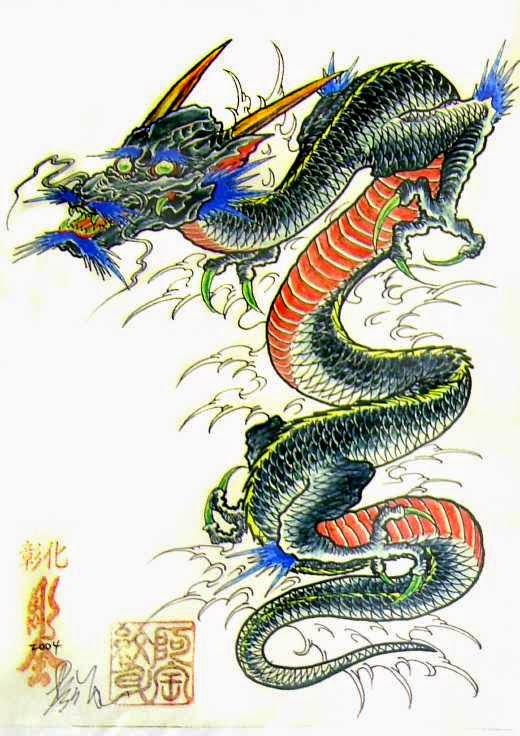 tatuajes de dragones diseños e ideas