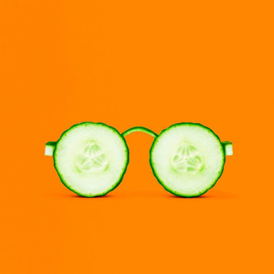 CUCUMBER GLASSESS