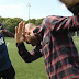 PHOTOS: Paul Pogba And Thierry Henry Doing The Dab Dance