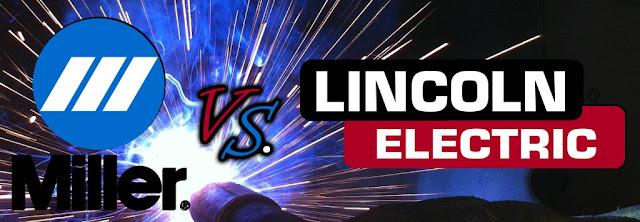 Lincoln y Miller son las mejores máquinas de soldar