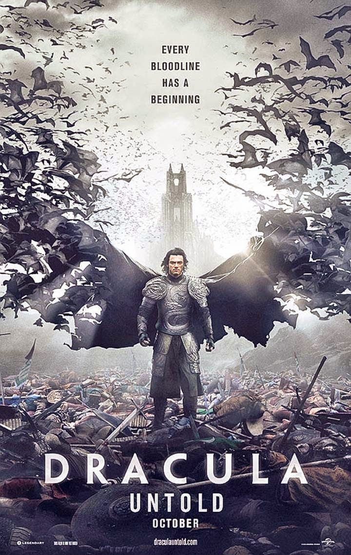 Dracula Untold 2014 hindi dubbed audio movies download