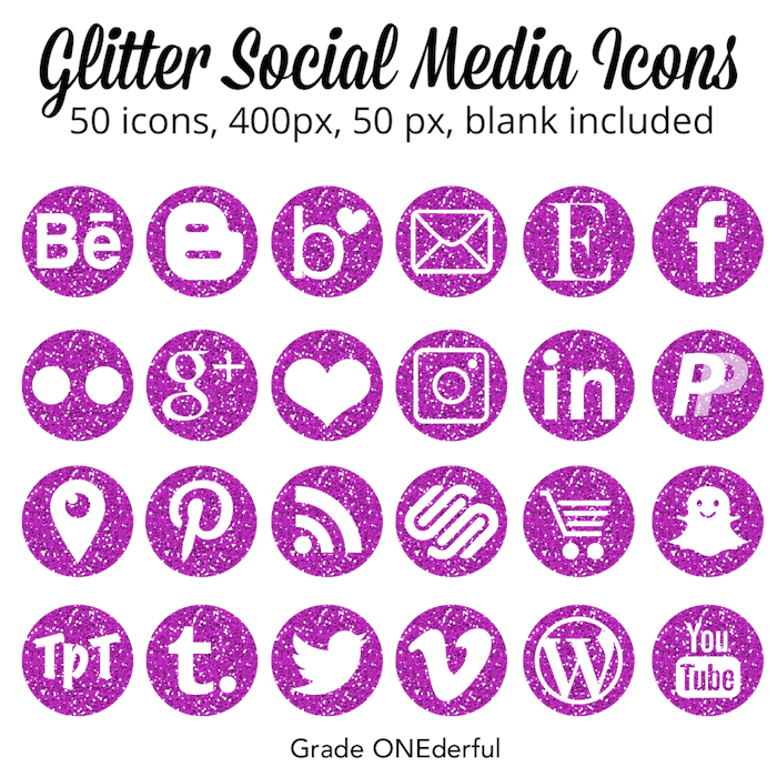 https://www.teacherspayteachers.com/Product/GLITTERY-Round-Social-Media-Icons-Magenta-4282594