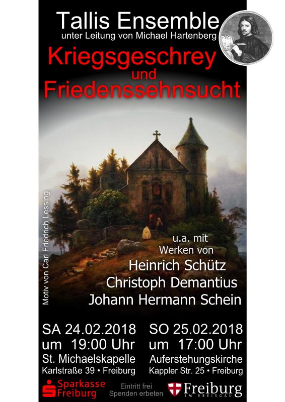 Tallis Ensemble Freiburg