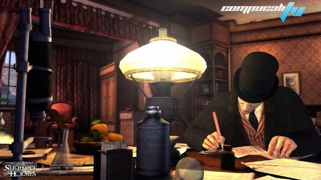 The Testament Of Sherlock Holmes Xbox 360 Español Region PAL Descargar 2012