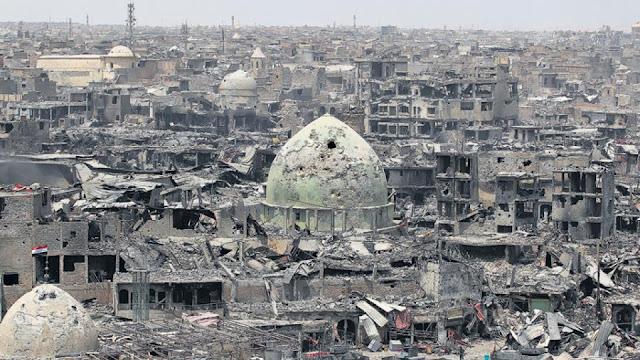Los sunnitas también pierden en Mosul