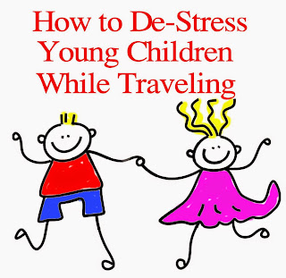 Ways to Help Children Relax while Traveling