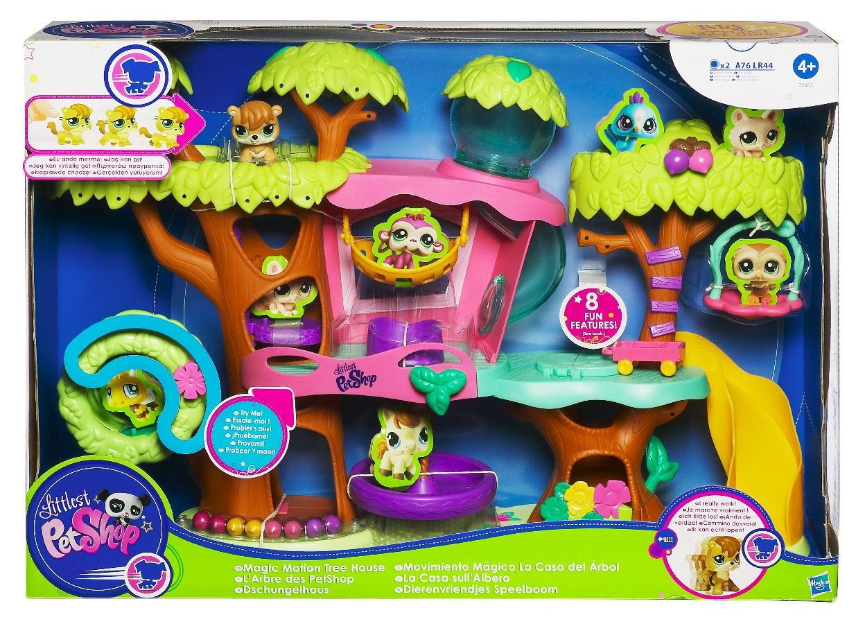 dejuguetes littlest pet shop de hasbro. Black Bedroom Furniture Sets. Home Design Ideas