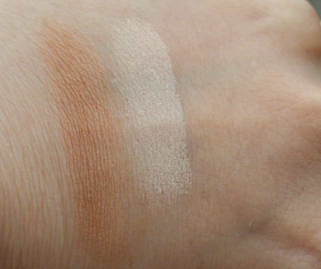 Maybelline Master Sculpt swatches