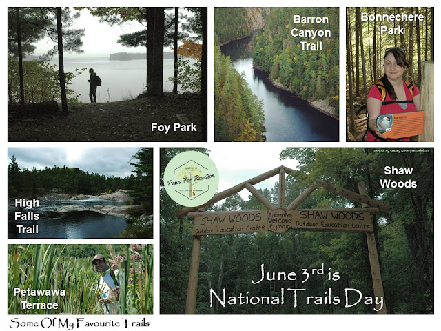 National Trails Day is June 3 Best Ottawa Valley Hiking Trails