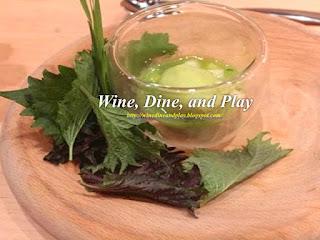 The Test Kitchen / intermezzo / https://winedineandplay.blogspot.com/2014/01/the-test-kitchen.html
