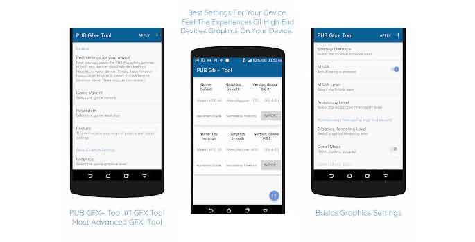 Pub GFX Tool Pro apk Mod Premium Terbaru