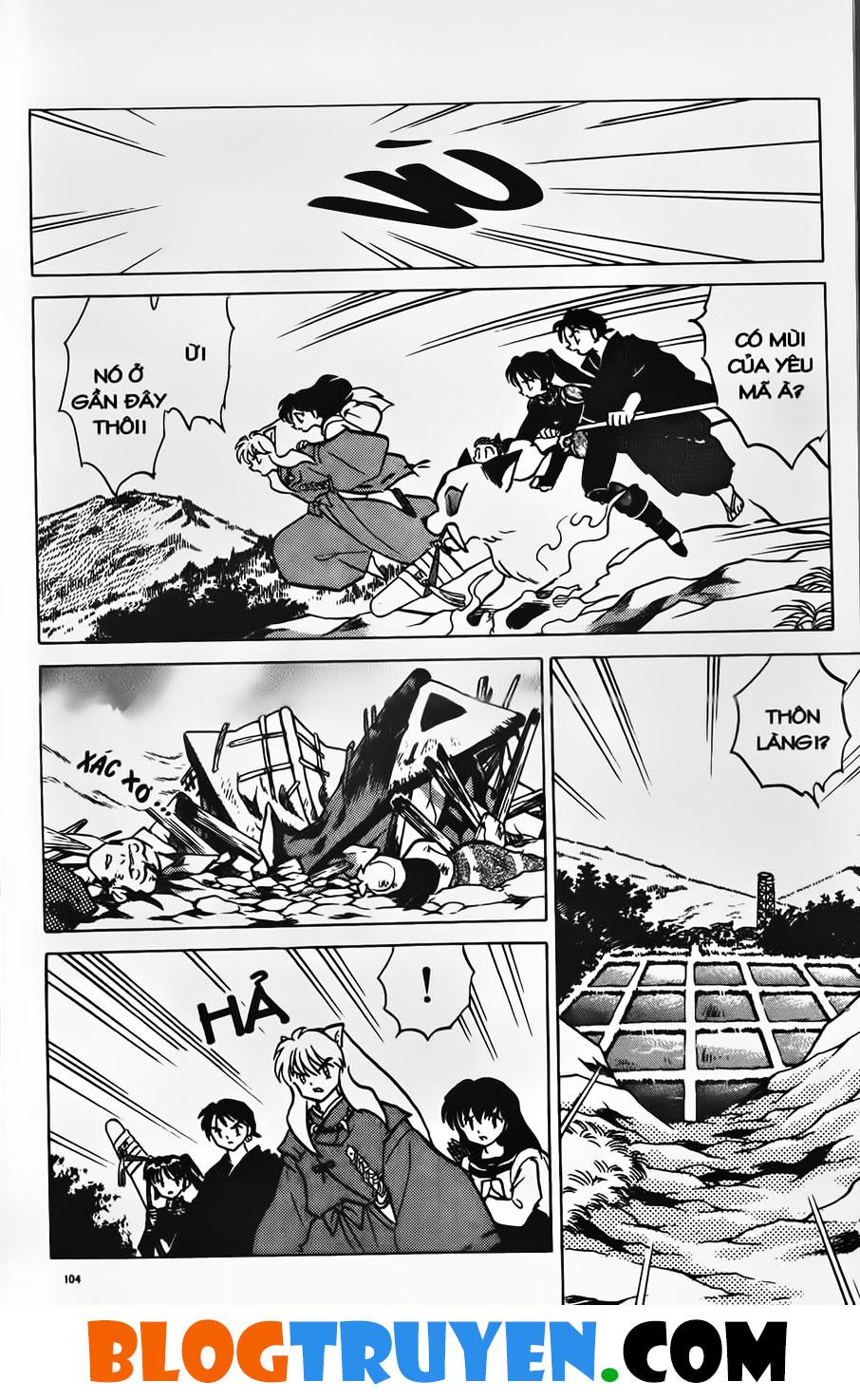 Inuyasha vol 30.6 trang 11