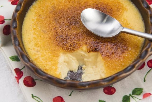 Recette Crème brûlée : la meilleure recette