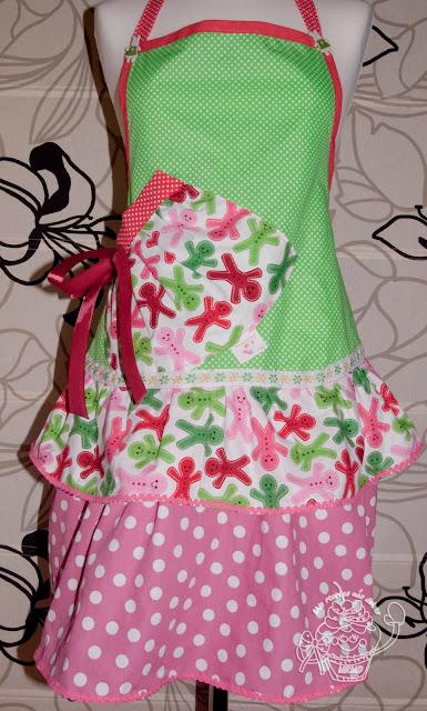 Christmas apron
