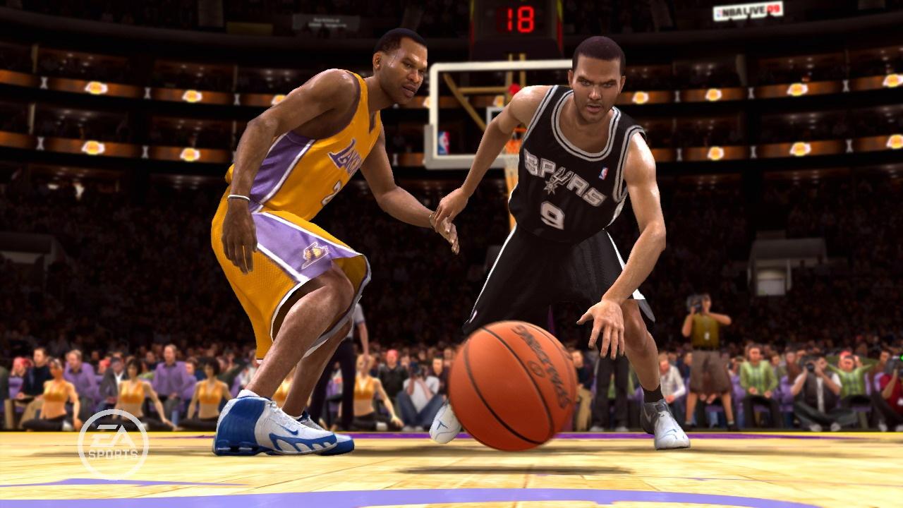 NBA Live 2008 Download Full Pc Game Free | TheNbaZone.com