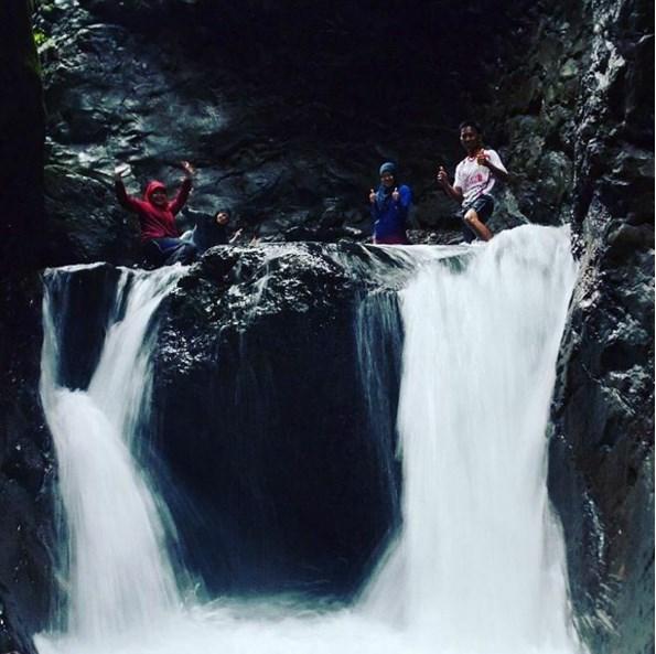 Canyoning Watu Mujur