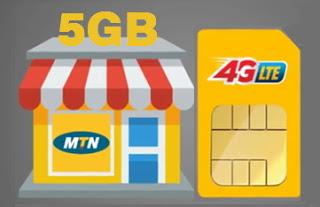 MTN Free 5GB