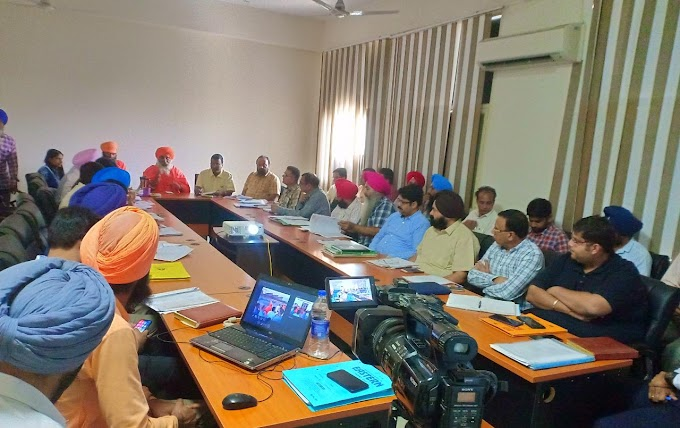 The officials responsible for spreading pollution will be made answerable by N.G.T:- Sant Seechewal
