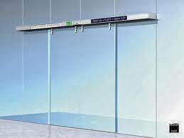 pintu otomatis sliding