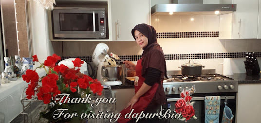 Thank you for visiting dapurBia