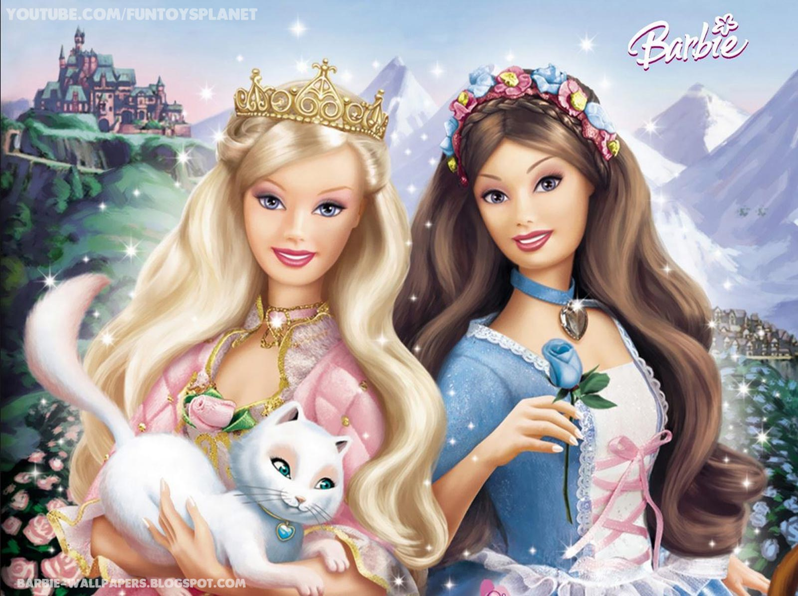 Barbie Wallpapers Barbie Wallpapers 04