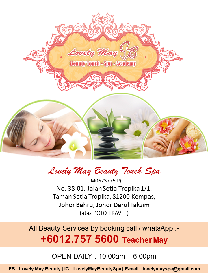 LOVELY MAY BEAUTY SPA