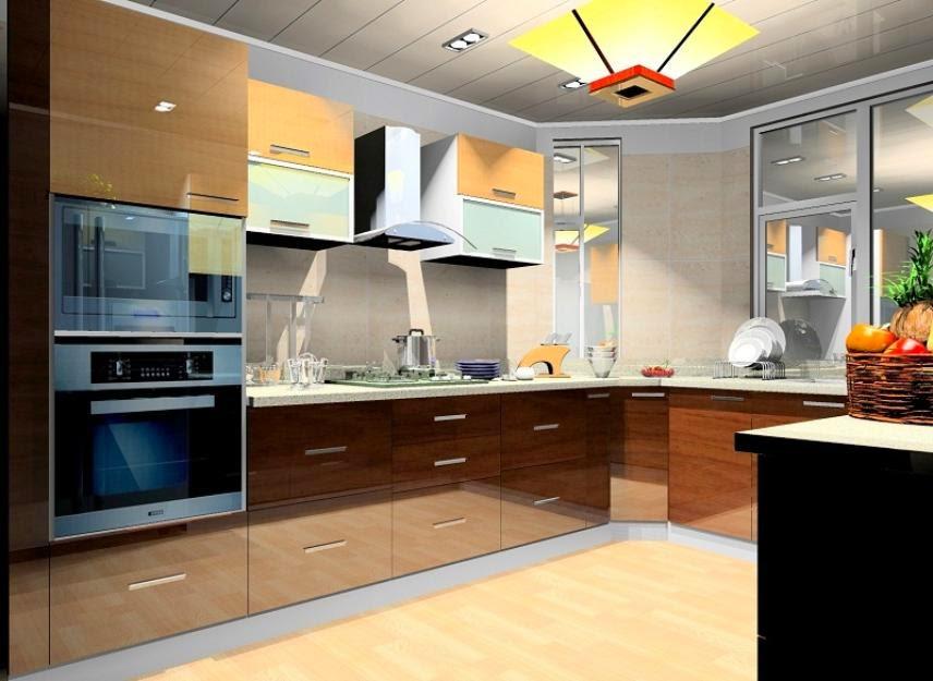 Luxurious Modular Kitchen Luxurious Modular Kitchen