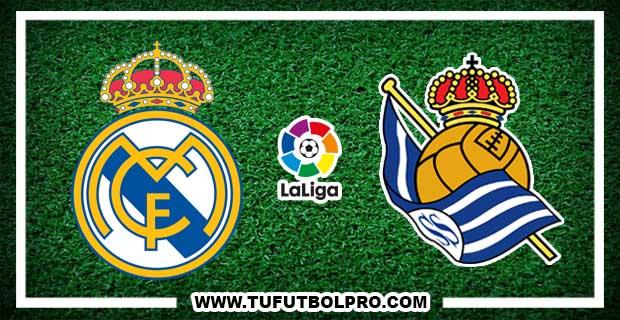Ver Real Madrid vs Real Sociedad EN VIVO Por Internet Hoy 29 de Enero 2017