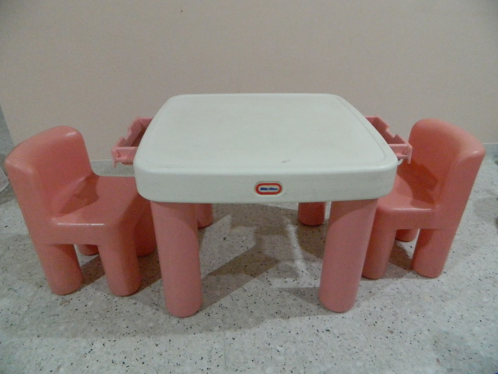 Little Tikes Table And Chair Set Wooden Restaurant Chairs Save On Toys Pink