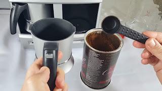 arçelik telve türk kahve makinesi kahve nasıl pişirilir - KahveKafeNet