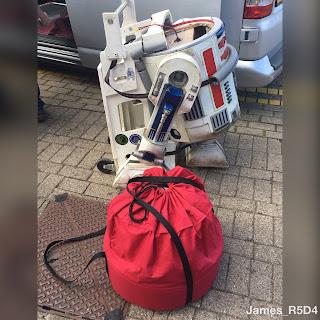 Dome bag - R5-D4