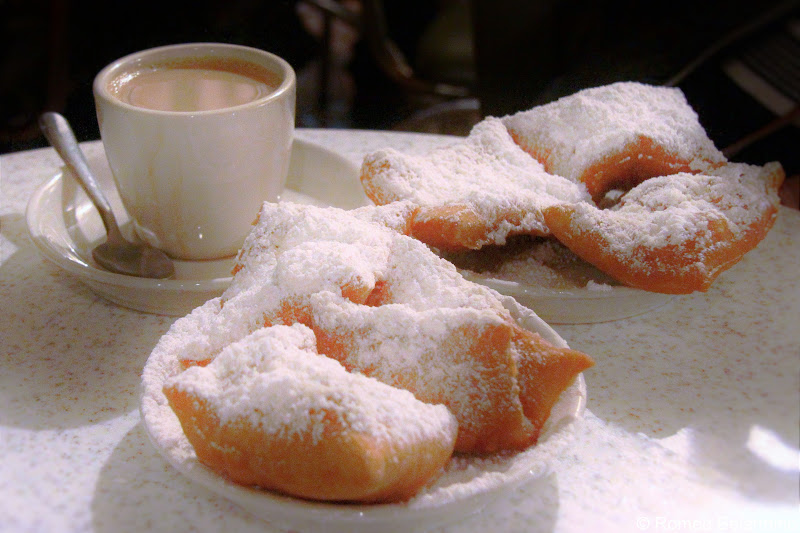 Cafe du Mond New Orleans Restaurants