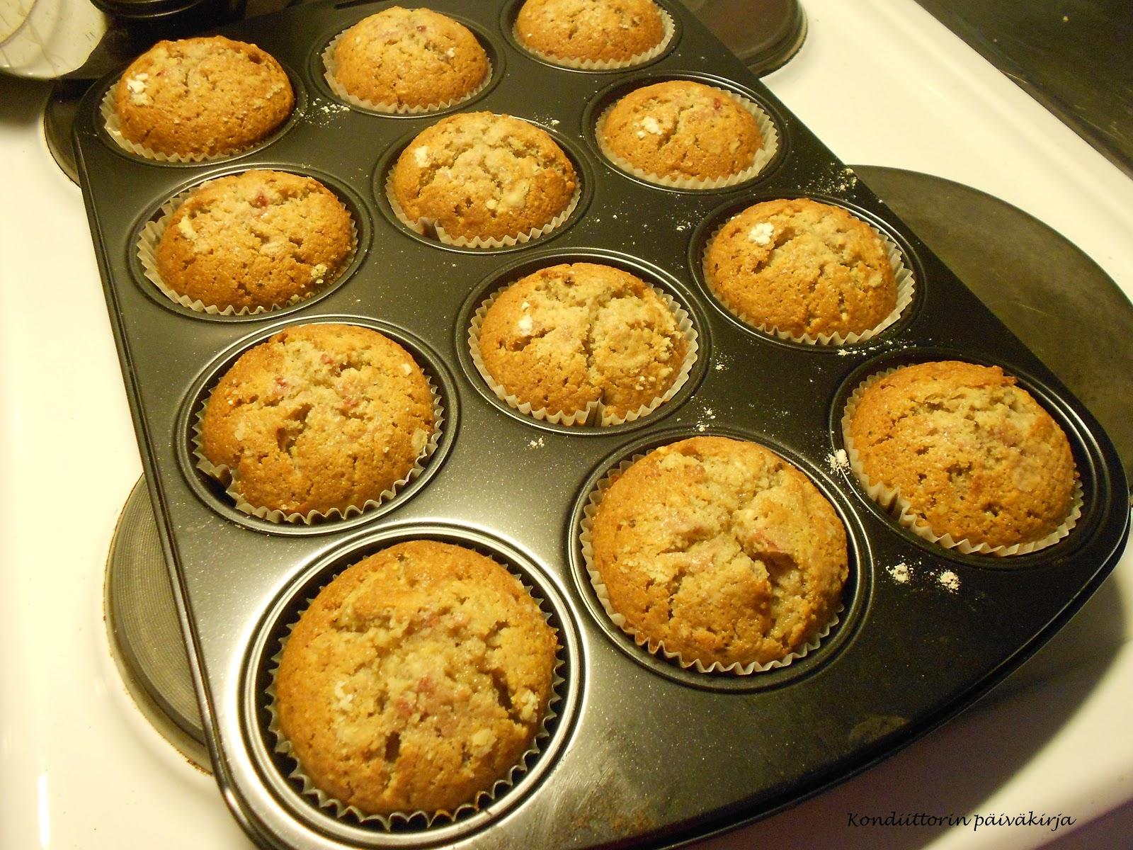 Muffinssit Ohje