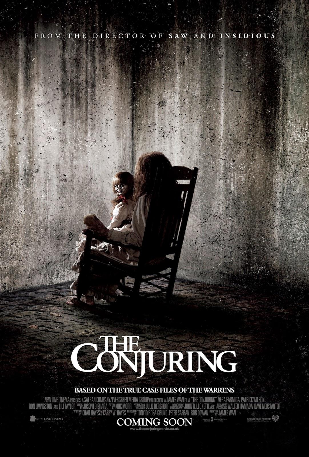 Comentario de la película El Conjuro: Expediente Warren