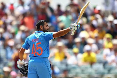 Upcming mlestone for Rohit Sharma in Odi Cricket