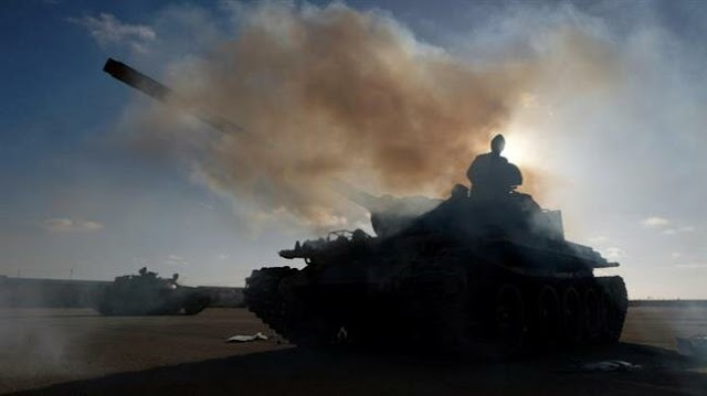 At least four people killed in heavy shelling in Libya's Tripoli