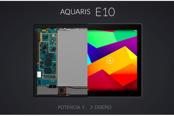 Analisis Bq Aquaris E10