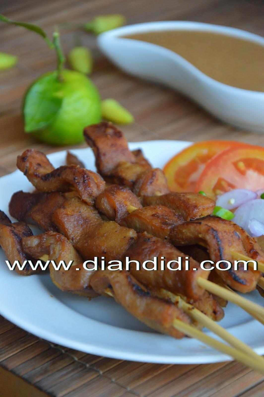 Diah Didis Kitchen Sate Kere