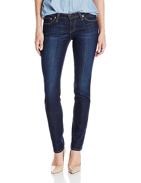 AG Adriano Goldschmied Women's Stilt Cigarette-Leg Jeans for only $85 (reg $164) + free shipping and returns!