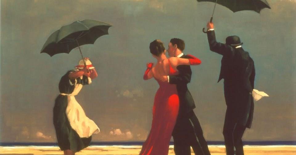 e10b0a15993 Life Is Art ( Ελληνες και Ξένοι ζωγράφοι). The Singing Butler -jack  Vettriano