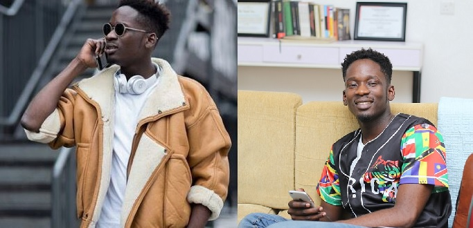 Mr Eazi stirs up another controversy, says he paved way for African artistes in London