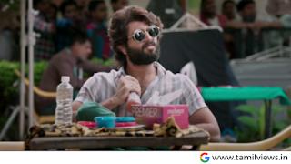Vijay devarkonda in arjun reddy photos.  arjun reddy movie poster