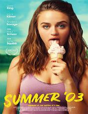 pelicula Verano 03 (Summer 03) (2018)