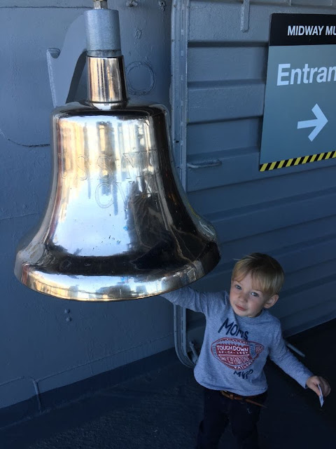 USS-Midway-bell