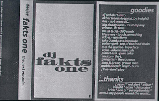 DJ Fakts One - The Next Episode (2001)